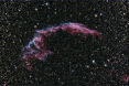 The Veil Nebula Eastern Section, Network Nebula NGC6992/95